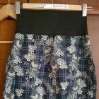 Spódnica w kwiaty Zara