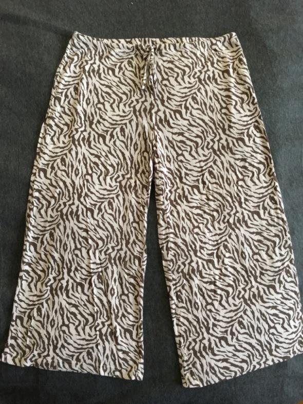 Panterkowe spodnie do spania Old Navy rozm S