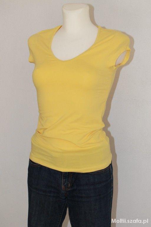 Bluzki żółta Atmosphere