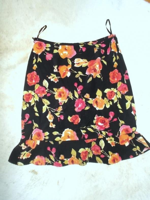 sztruksowa floral 42 44