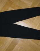 Czarne legginsy C&A XS...