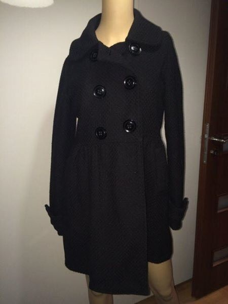Elegancki płaszcz Quiosque...