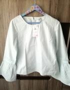 Nowa bluzka Reserved...