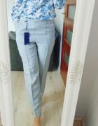 M&S nowe klasyczne spodnie melanż...