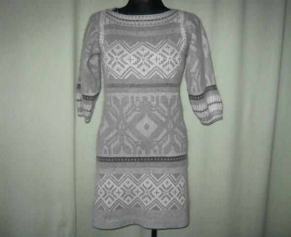 ciepła sukienka 36...