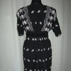 haftowana sukienka Urban Behaviour 12