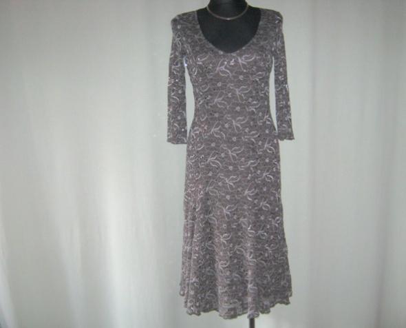 koronkowa sukienka MiS M...