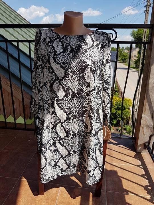piekna wyjsciowa sukienka