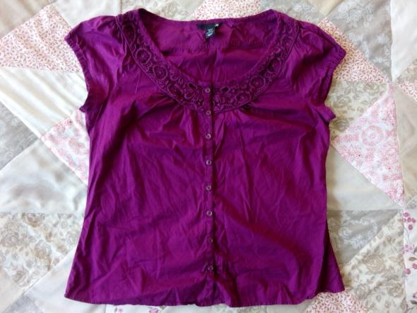 Jagodowa bluzeczka L XL...