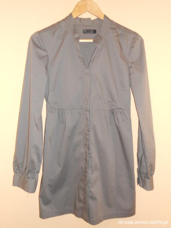 Next koszula tunika damska rozmiar S szara