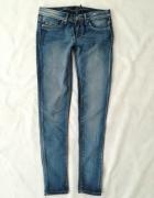 Tally Weijl jeansowe rurki 36...