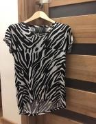 Tshirt zebra Zara...