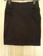 Spódnica czarna ołówkowa Terranova rozmiar 36...