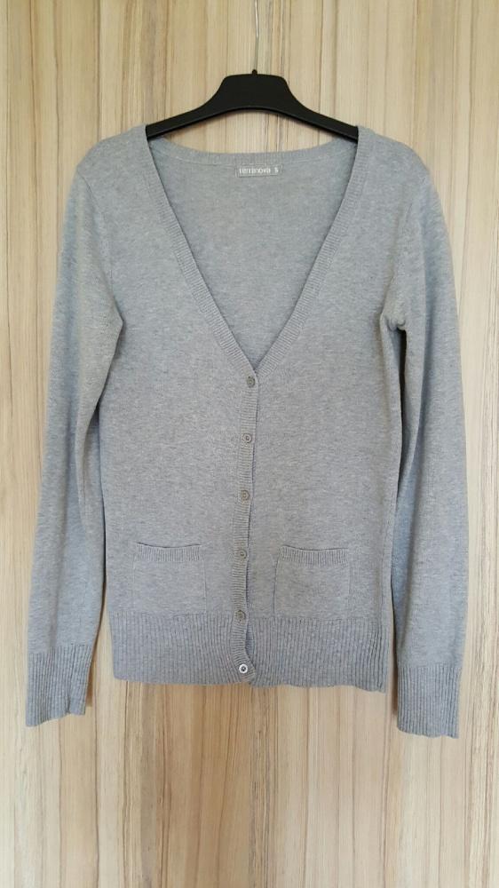 Sweter damski rozpinany Terranova rozmiar S...
