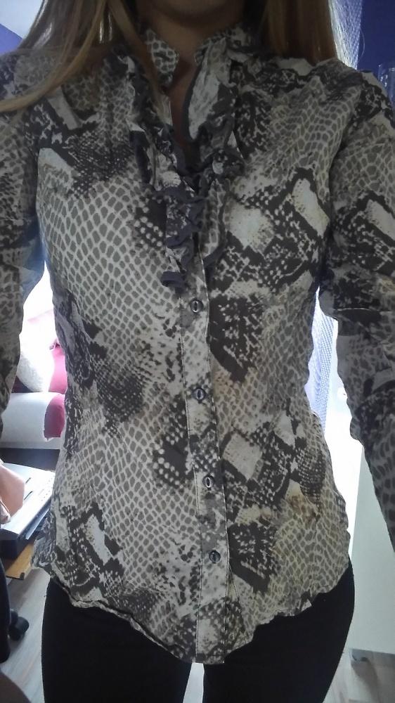 Koszula wężowa 36...