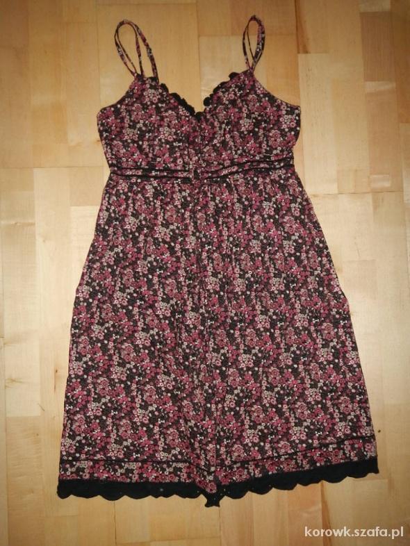 YESSICA sukienka w kwiatki 42 XL...