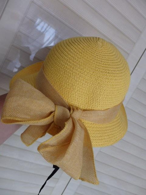 słoneczny kapelusz