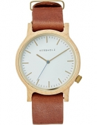 Zegarek drewniany KERBHOLZ WALTER Cognac...