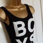 H&M nowa blogerska mini sukienka BOYS