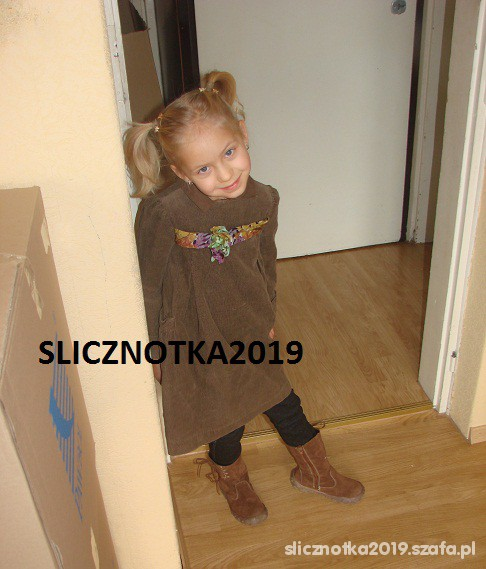 ZARA 4 5 lat sukienka Nowa...