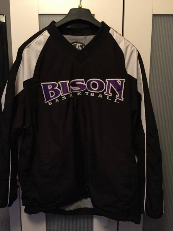Bluzy BUFFALO BISON BASKETBALL Bluza z USA
