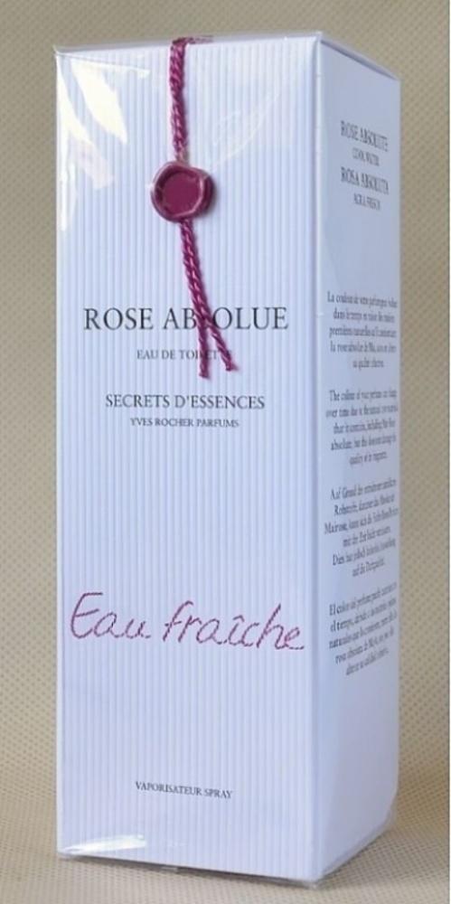 Yves Rocher woda toaletowa Rose Absolue 75ml
