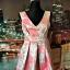 pink soda sukienka princeska mieniąca się na złoto 38 M...