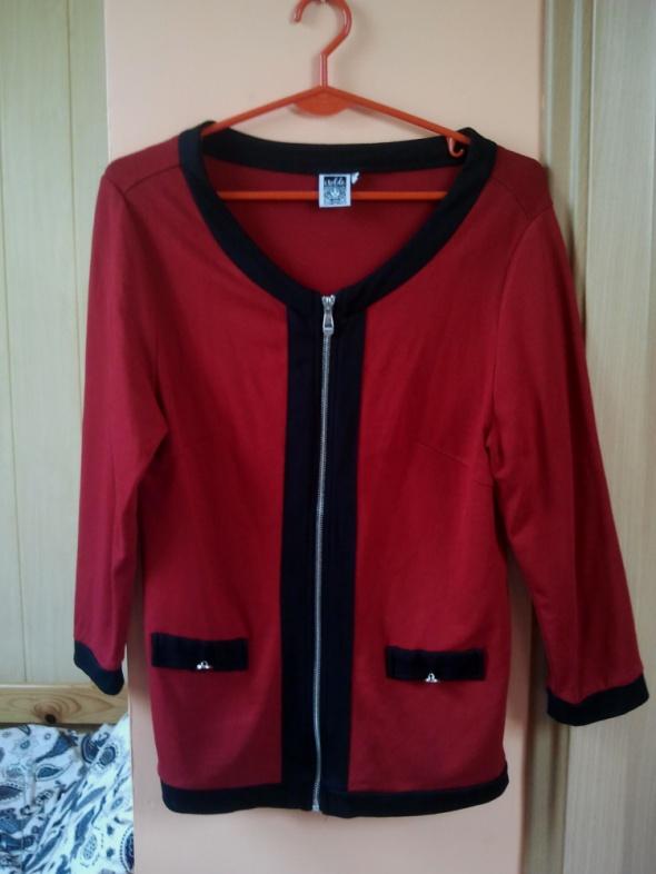 Czerwony sweter M