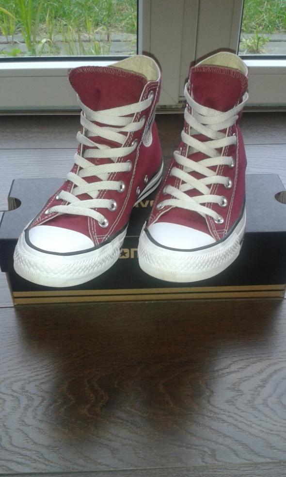 Trampki damskie Converse Maroon rozmiar 37...
