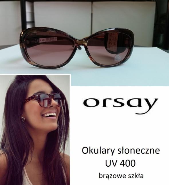 Orsay okulary słoneczne 400UV