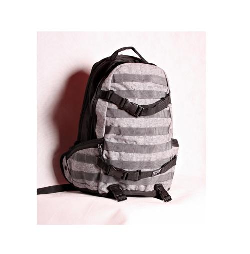 Szary pojemny plecak Cropp