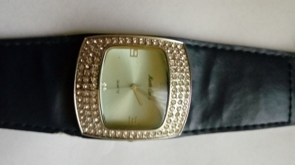 Monte Carlo zegarek damski cyrkonie