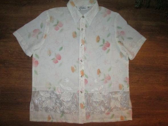 Prześliczna bluzka CLOTHES CONTACT rozmiar 42 44