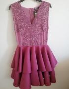 Sukienka rozkloszowana 38...