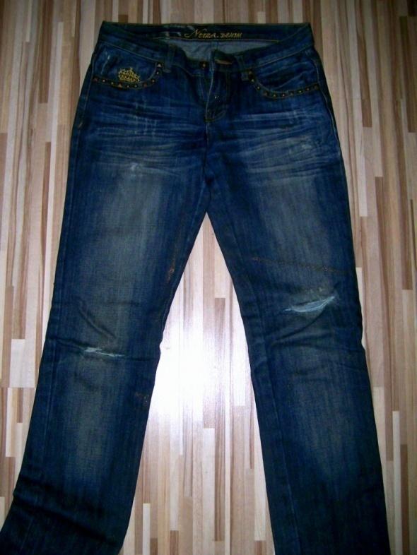 rurki dżety jeans