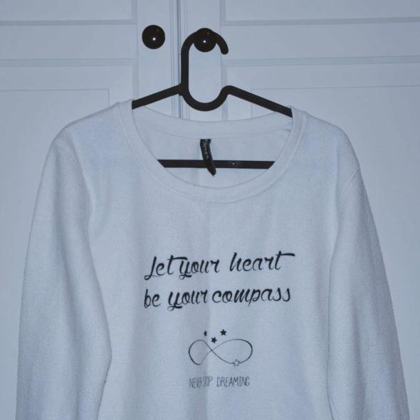 Biała Bluza Colours