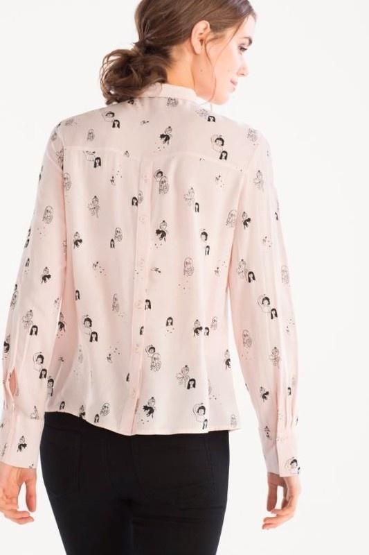 C&A koszula z ozdobnym tyłem...