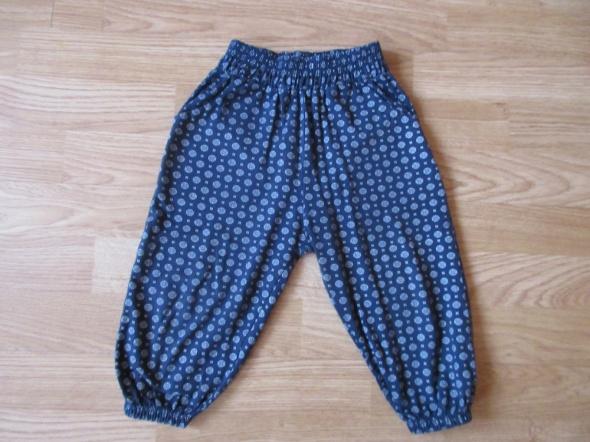 Spodnie alladynki dla dziewczynki roz 92...
