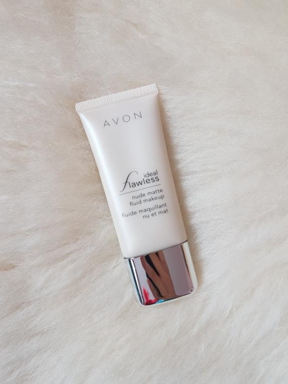 Nowy podkład matujący Avon nude ideal flawless...