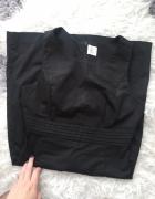 czarna elegancka sukienka cameiu...