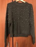 Nowy sweterek H&M...