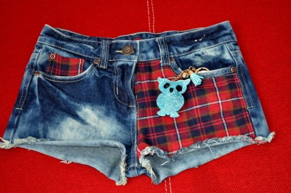 Spodenki Spodenki jeansowe xs 34
