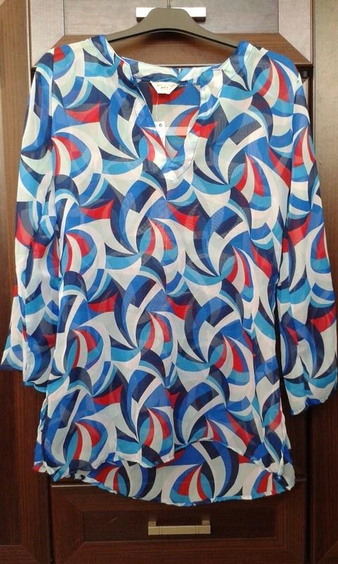 Bluzki Nowa bluzka narzuta na bikini