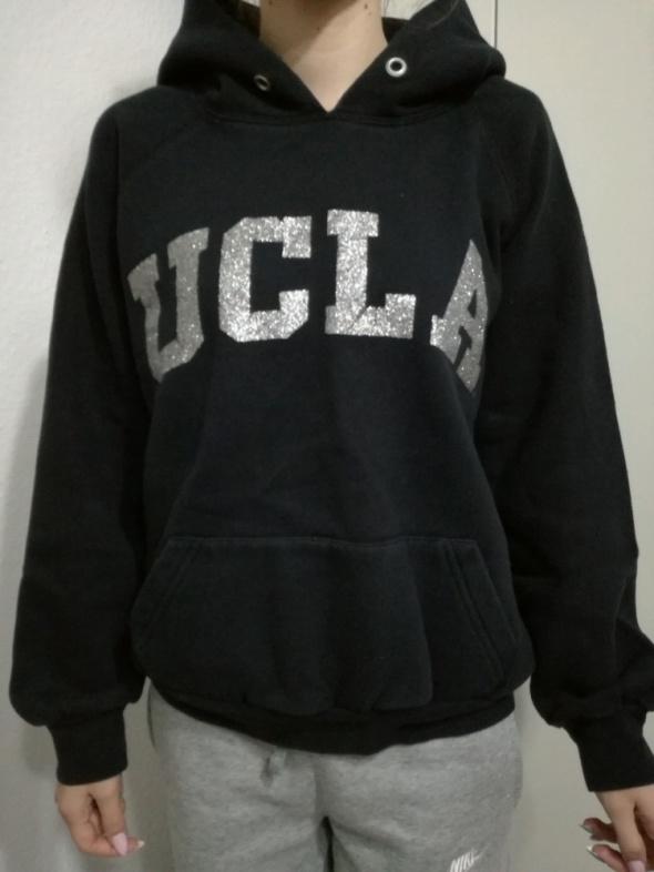 Bluza czarna Bik Bok UCLA
