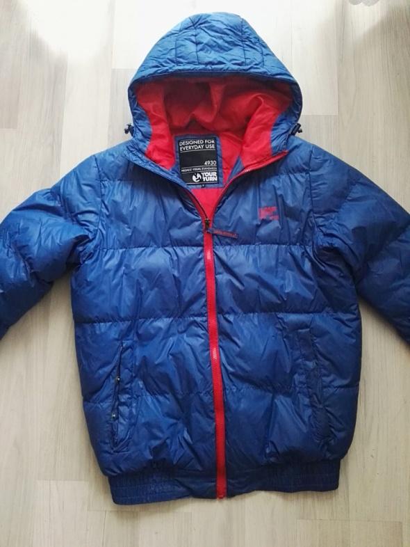 Zimowa kurtka YOURTURN z ZALANDO M w Odzież wierzchnia