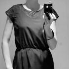 Czarna sukienka Vero Moda 42 40