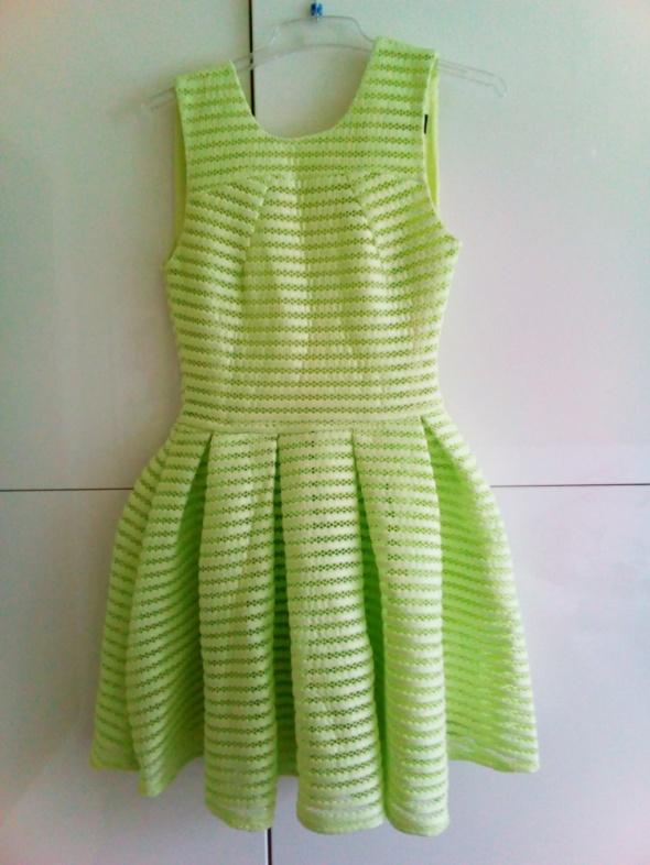 Sukienka zielona seledynowa s wesele