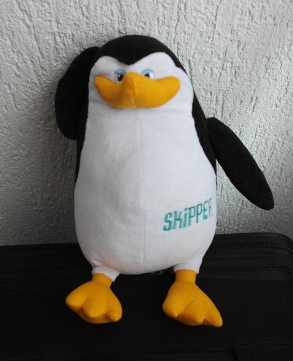 Zabawki Pingwin z Madagaskary Skipper
