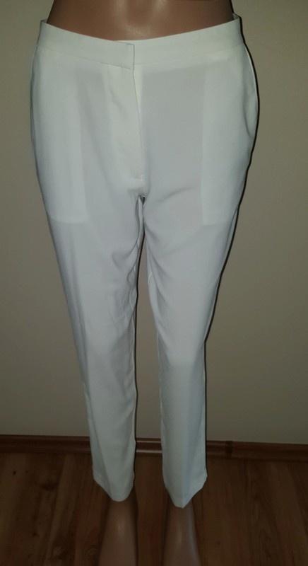 Markowe eleganckie spodnie...