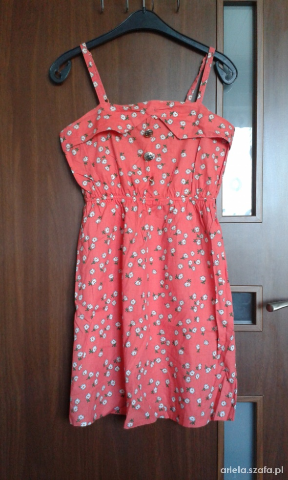 Sukienka na ramiączka...